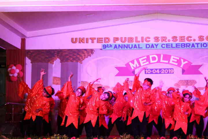 United Public Senior Secondary School-Annual Day Celebration