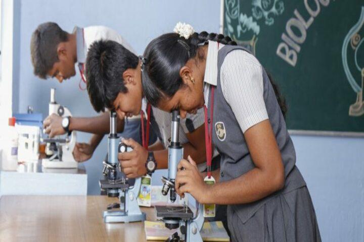 United Public Senior Secondary School-Science Lab