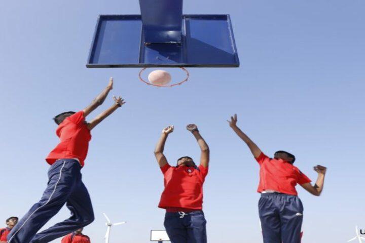 United Public Senior Secondary School-Sports