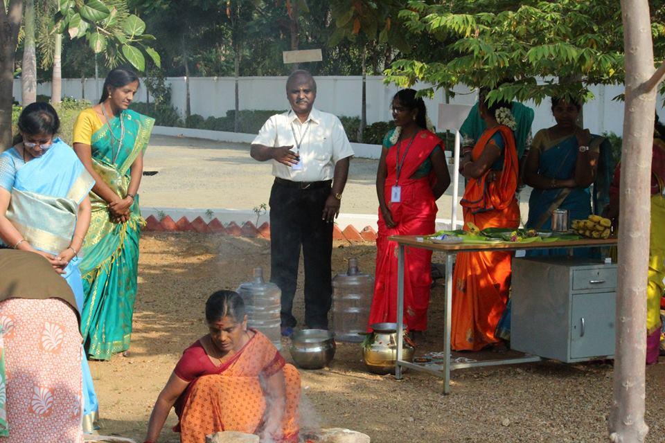 Vallabha Vidyalaya-Pongal Celebrations