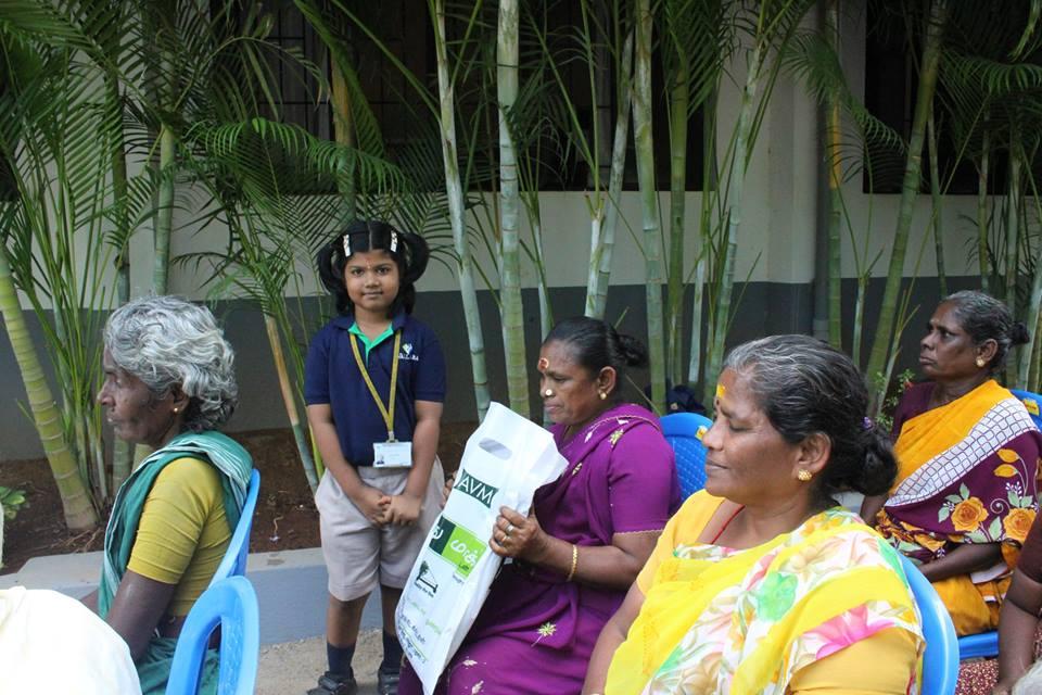 Vallabha Vidyalaya-Social cause