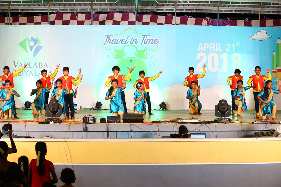 Vallabha Vidyalaya-Annual Day