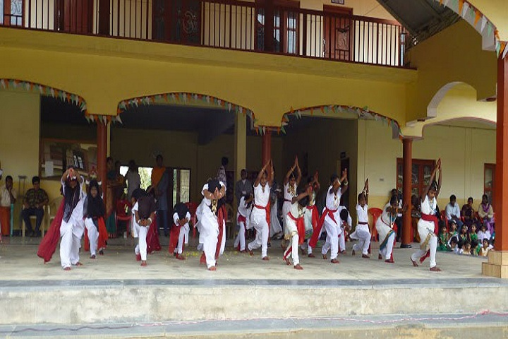 Vanaprastha International School-Dance Performance 1