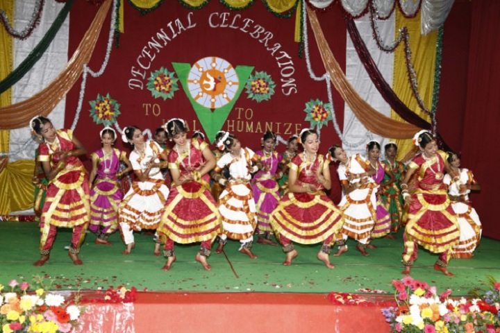 Vanaprastha International School-Classical Dance 2