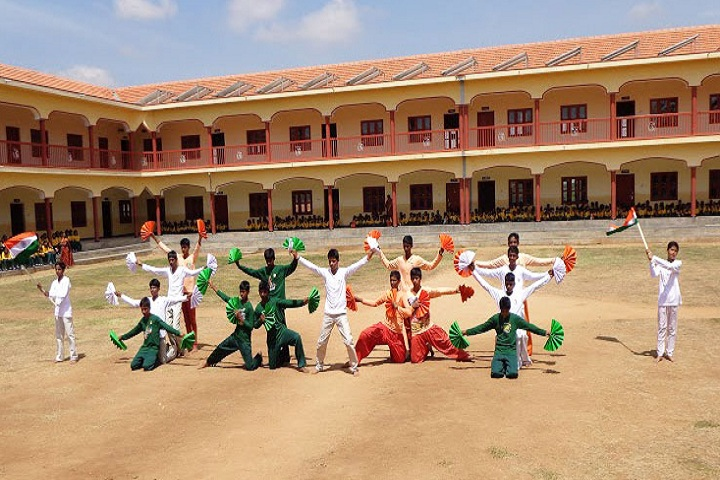 Vanaprastha International School-Republic Day Dance Performance