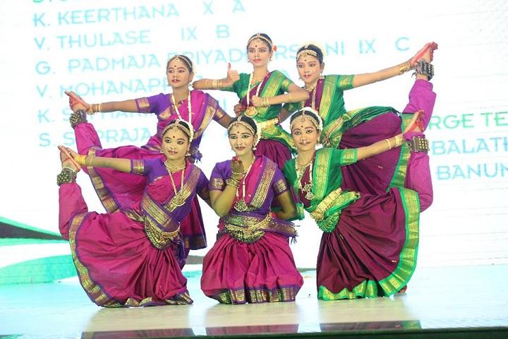 Vani Vidyalaya School- Classical Dance