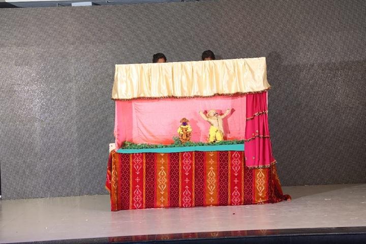 Vani Vidyalaya School-Event
