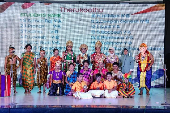 Vani Vidyalaya School-Skit