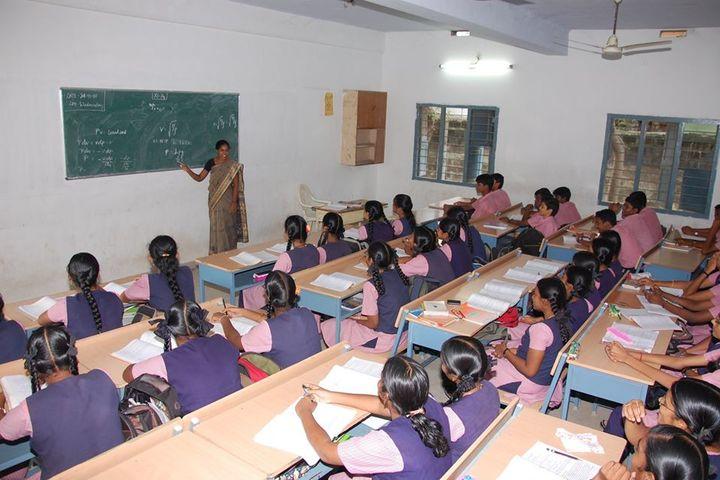 Vani Vidyalaya School-Classroom