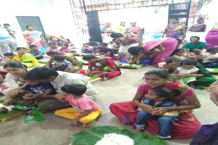 Vani Vidyalaya School-Festival Celebrations
