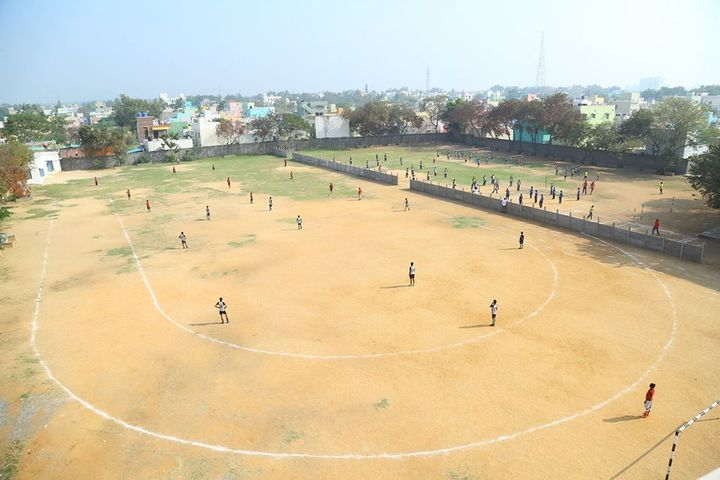 Vani Vidyalaya School-Ground