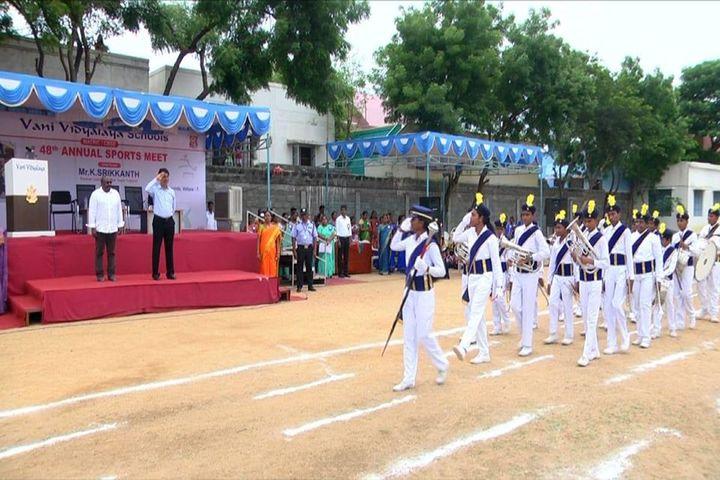 Vani Vidyalaya School-Sports Day
