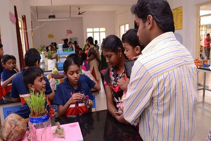 VAV International School-Science Exhibition