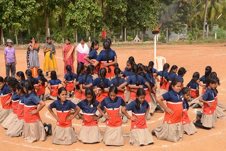 VAV International School-Sports Day Celebrations