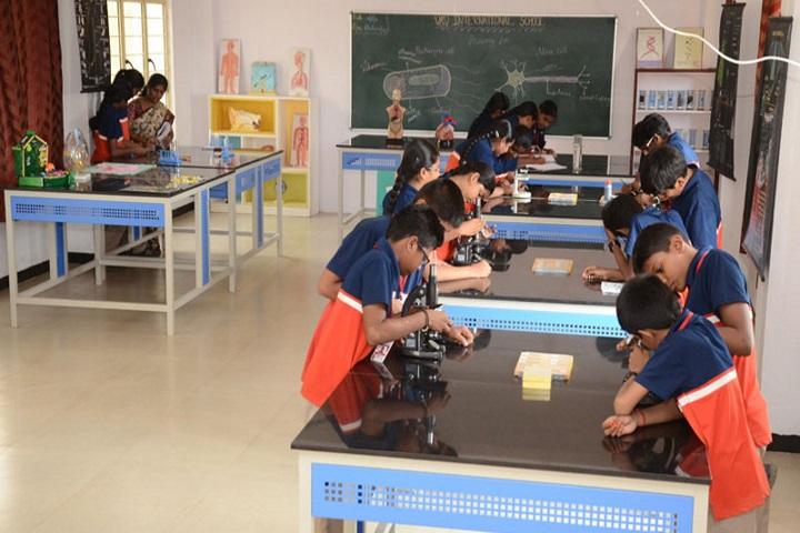 Vav International School-Biology Lab