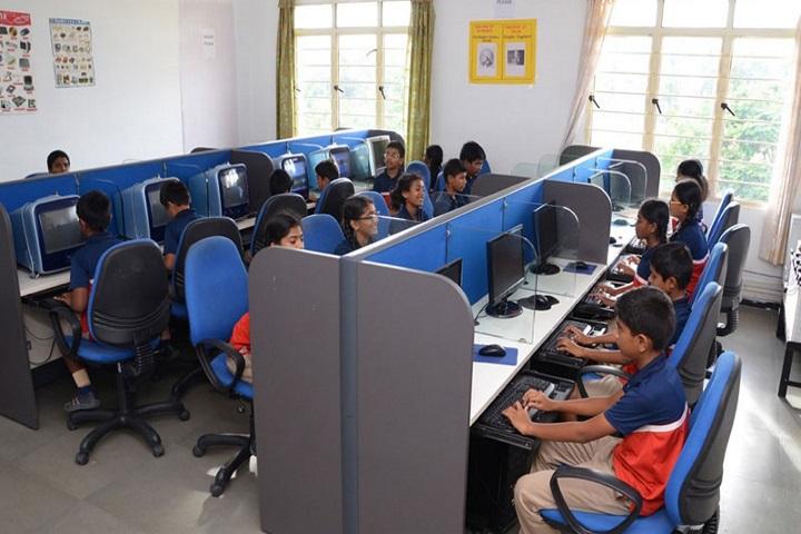 Vav International School-Computer Lab