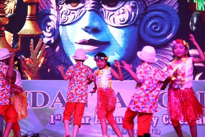 Vedanta Academy-Dance Competetion