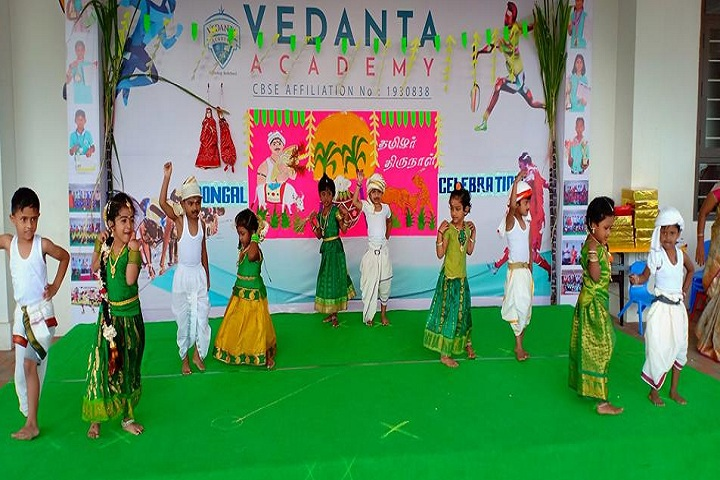 Vedanta Academy-Pongal Celebrations