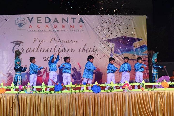Vedanta Academy-Pre Primary Graduation Day