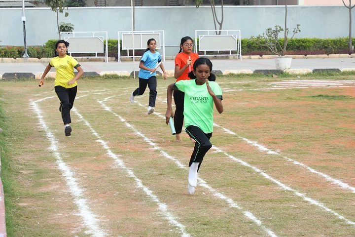 Vedanta Academy-Running Competition