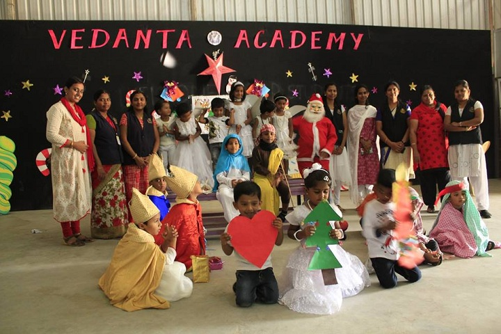 Vedanta Academy-Fancy Dress Competition