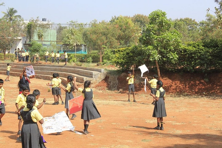 Vedanta Academy-Kites Day Celebration