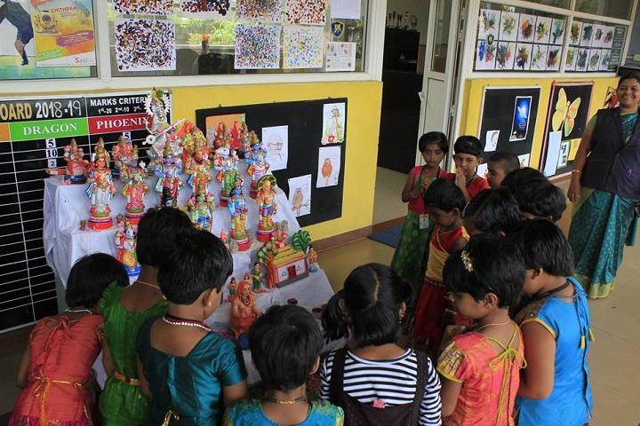 Vedanta Academy-Navratri Celebration