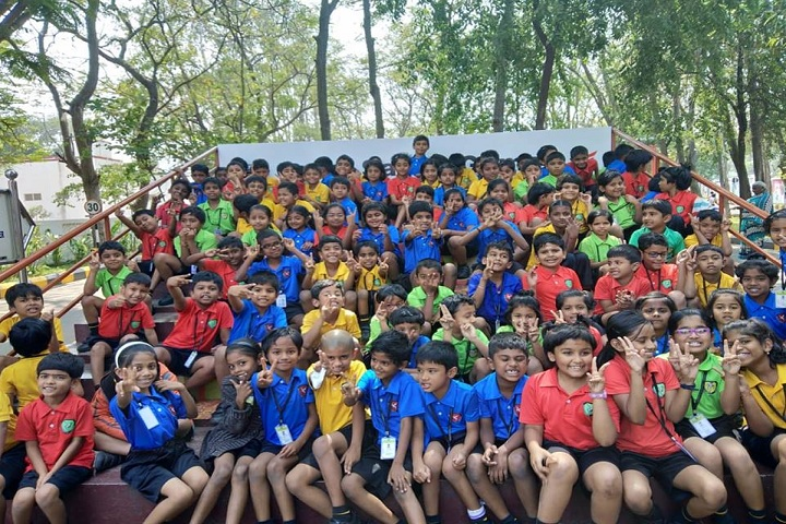Vedanta Academy-Traffic Park Visit