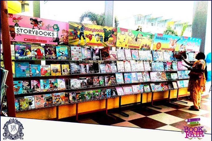 Vedanta Academy-Books Fair