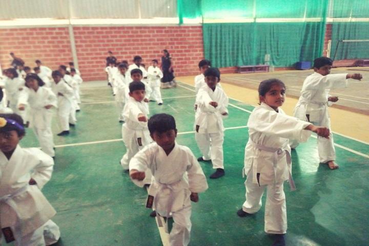 Vedanta Academy-Karate Class