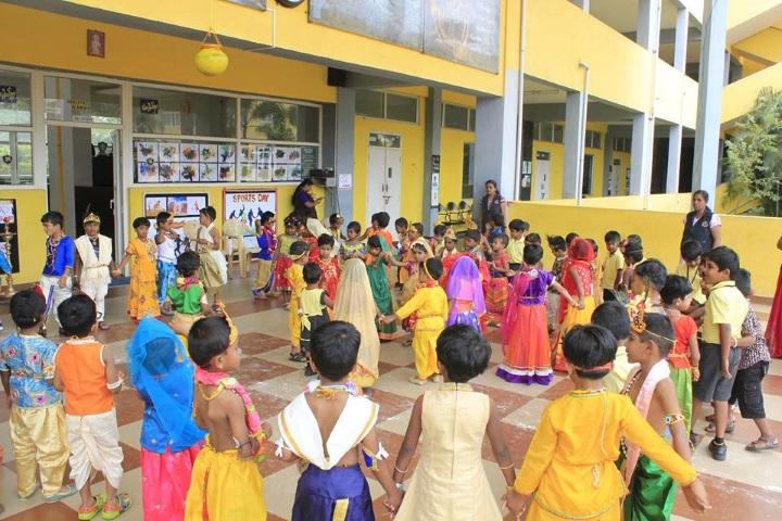 Vedanta Academy-Krishna Jayanthi Celebrations