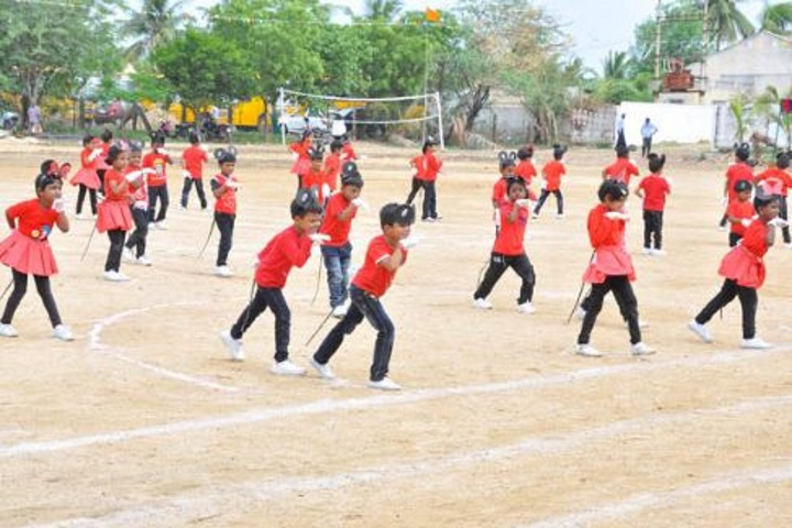Vedavalli Vidyalaya Senior Secondary School-Dance Performance