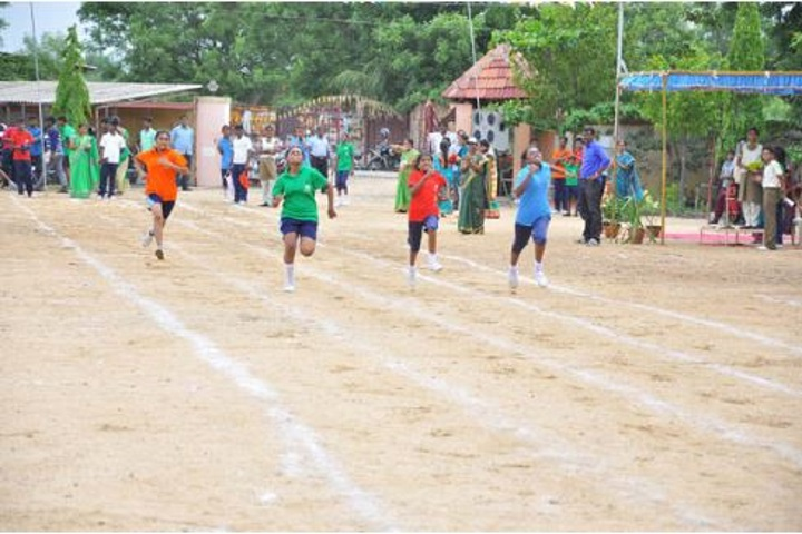 Vedavalli Vidyalaya Senior Secondary School-Running Competition