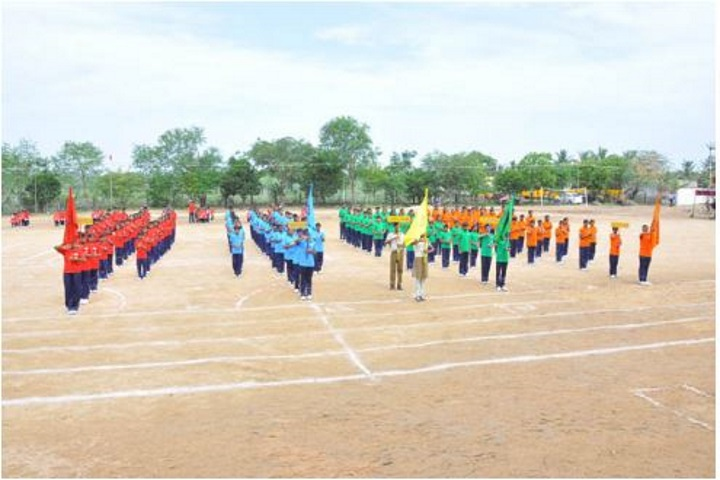 Vedavalli Vidyalaya Senior Secondary School-Sports Day Celebrations