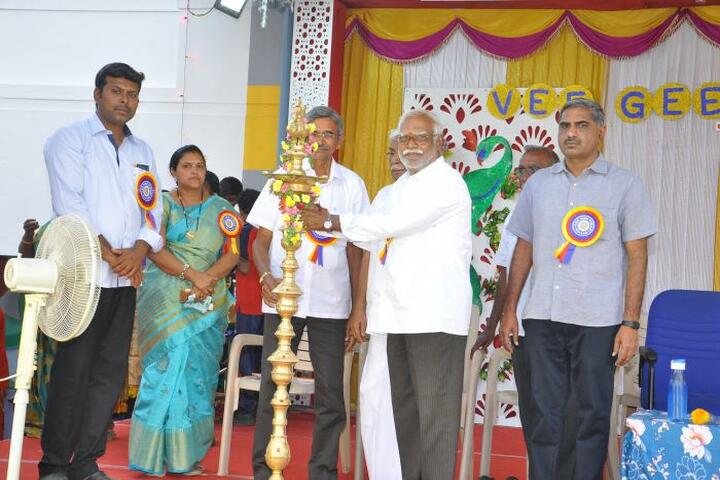Vee Gee Vikas Public School-7th Annual Day Celebrations
