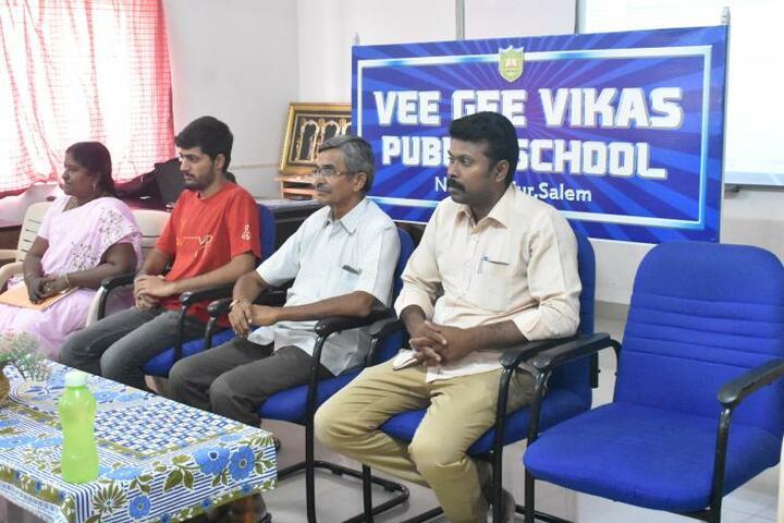 Vee Gee Vikas Public School-Transformation of Teachers