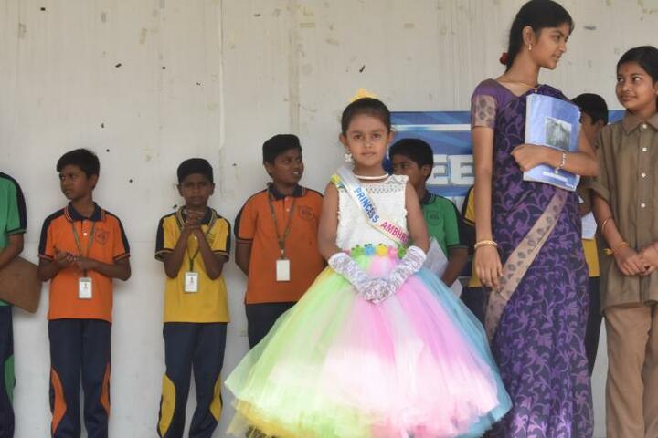 Vee Gee Vikas Public School-Womens Day