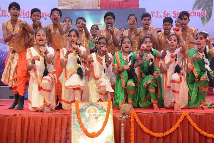 R B T Vidyalaya-Dance
