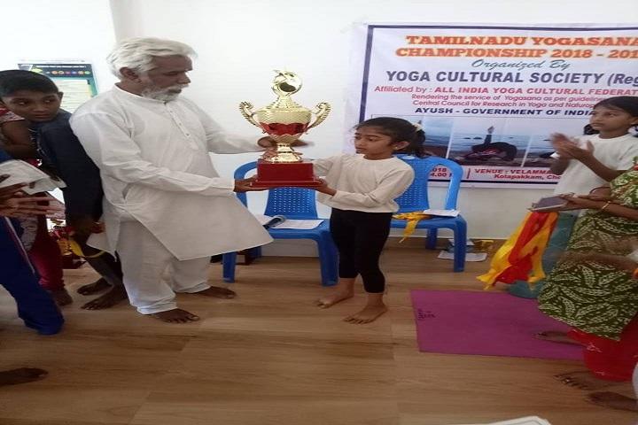 Velammal Bodhi Campus-Championship