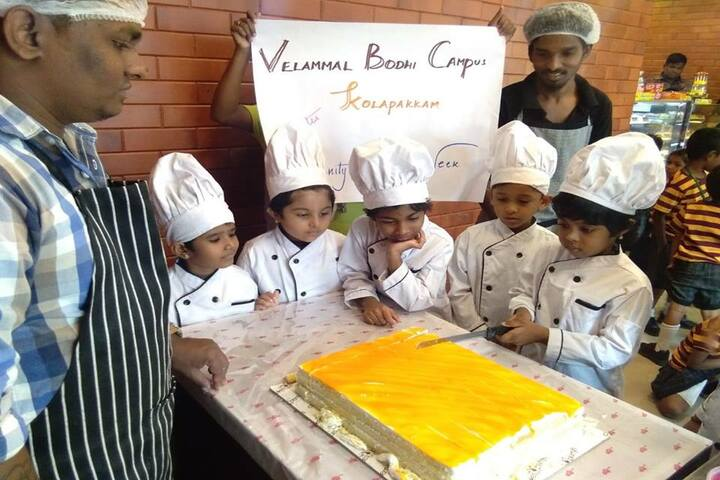 Velammal Bodhi Campus-Little Chefs