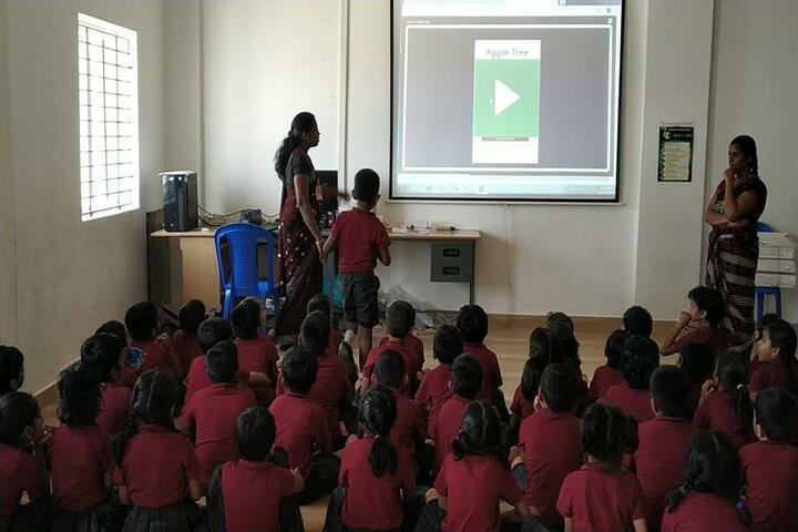 Velammal Bodhi Campus-Smart Class