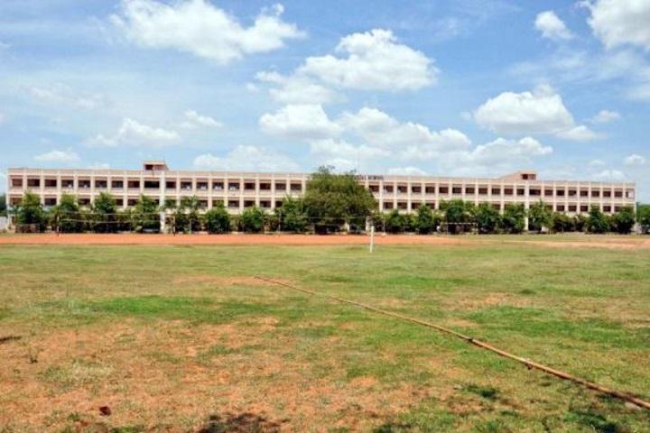Velammal Residential School-Building