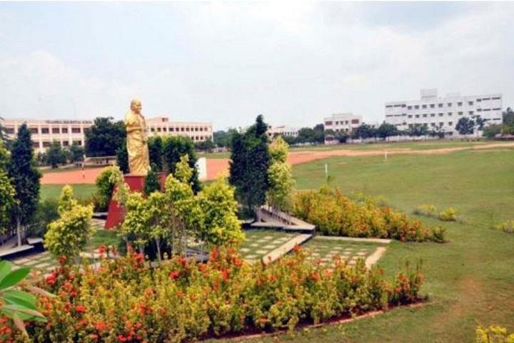 Velammal Residential School-Campus