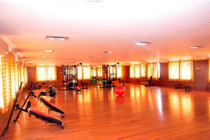 Velammal Residential School-Gym