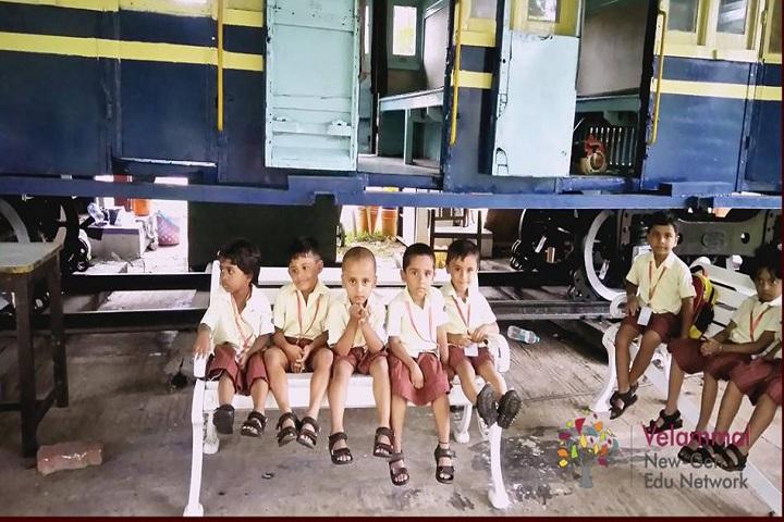 Velammal Vidyashram School-Field Trip to Museum