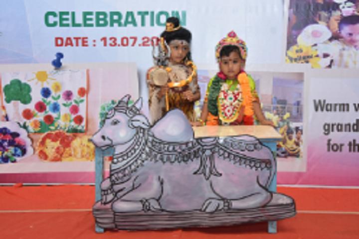 Velammal Vidyalaya-Drama