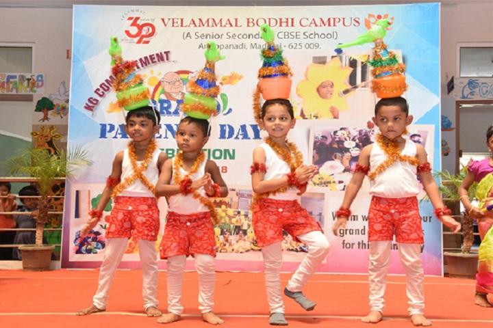 Velammal Vidyalaya-Festival Celebration