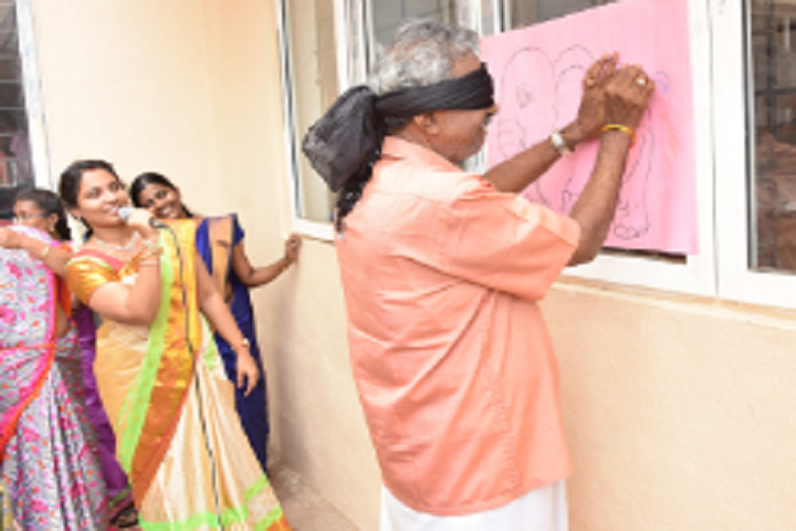 Velammal Vidyalaya-Grand Parents Day Celebration