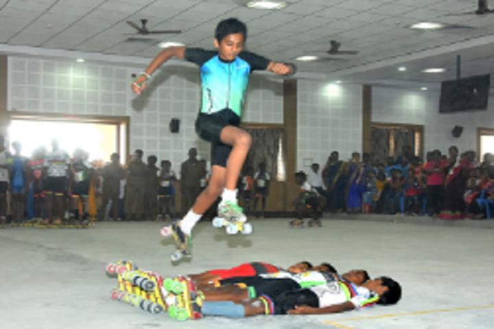 Velammal Vidyalaya-Skill Day