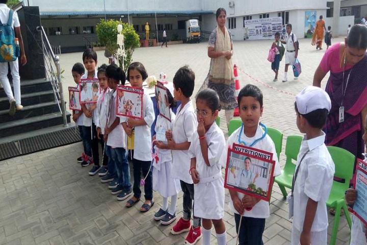 Velammal Vidyalaya-Doctors Day Celebrations